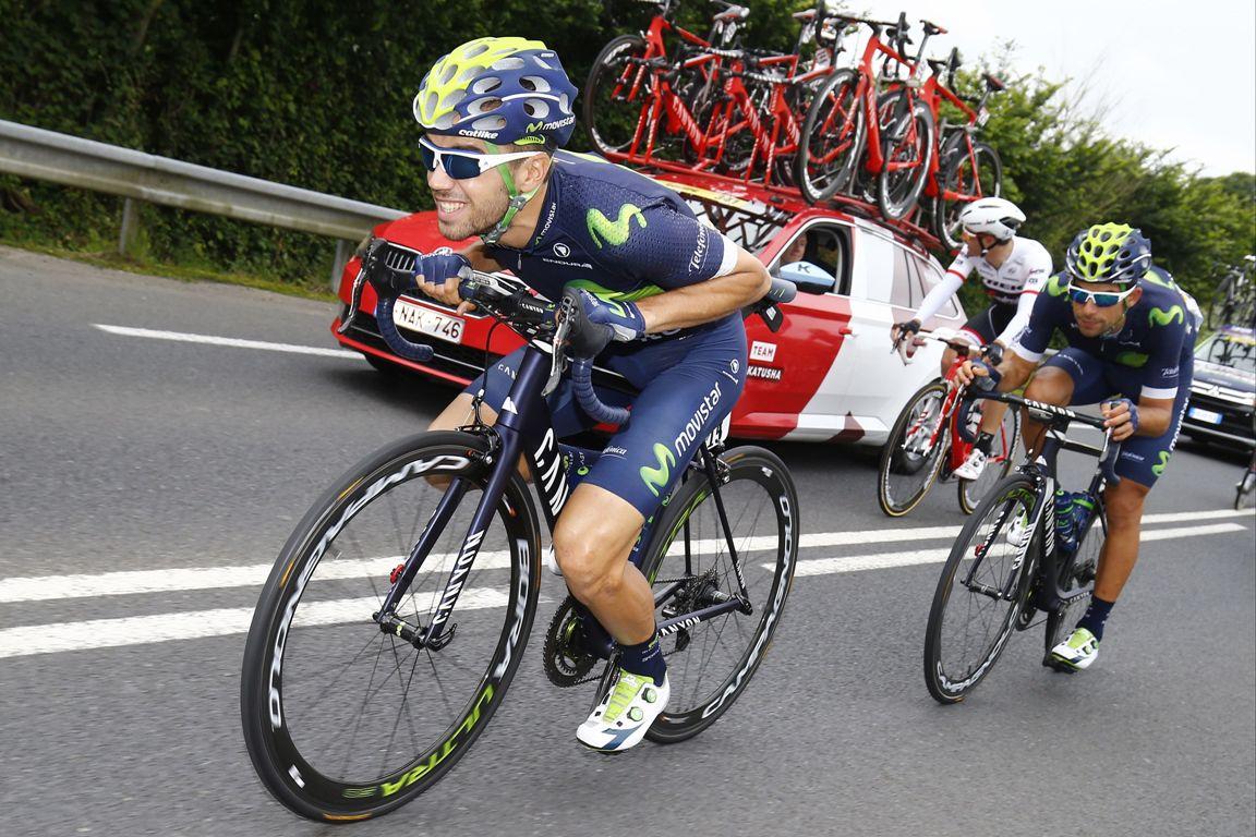 Tour de France 2016, ©Team Movistar