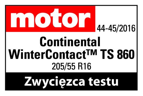 ContiWC-TS860_Motor