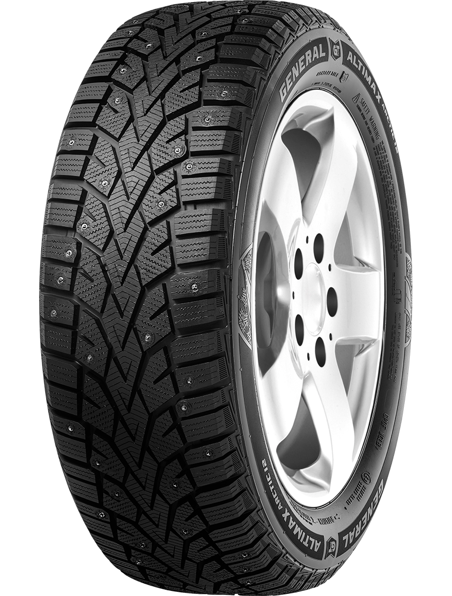 Altimax Arctic 12 The Studded Winter Tyre For Ice Amp Snow
