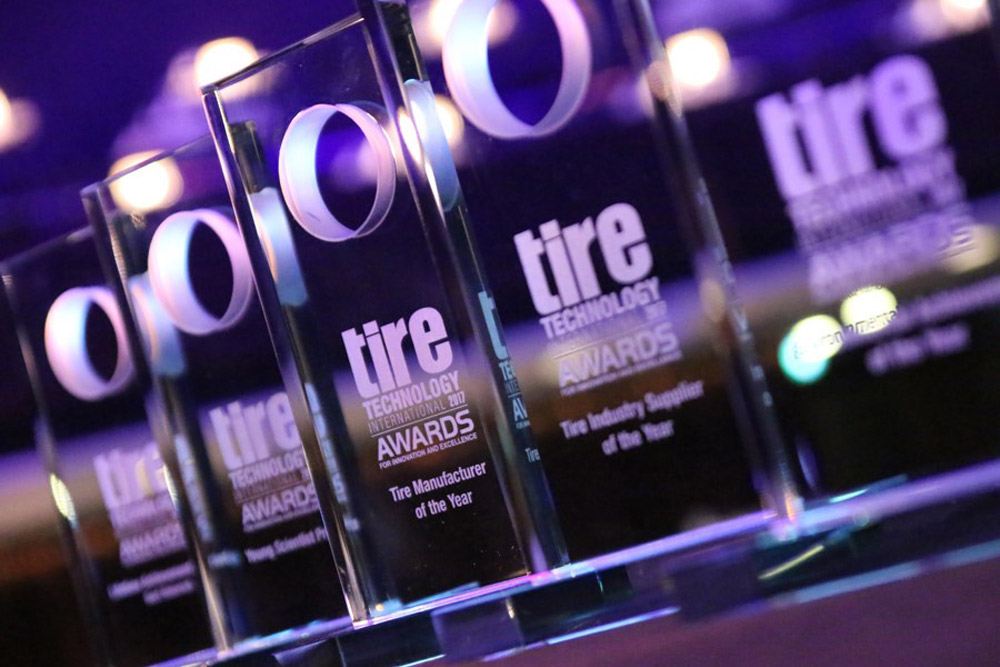 Tire Technology International names Continental 2017 Tyre Manufacturer of the Year