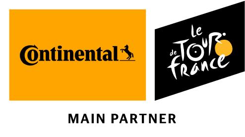 Tour de France Official Partner Logo