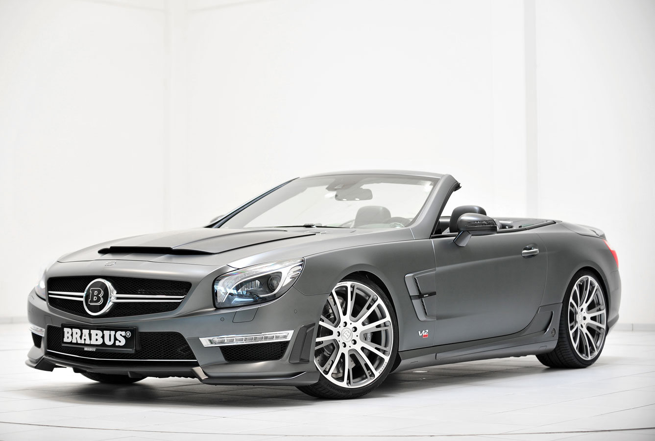High-tech tuner BRABUS chooses Continental UHP tyres