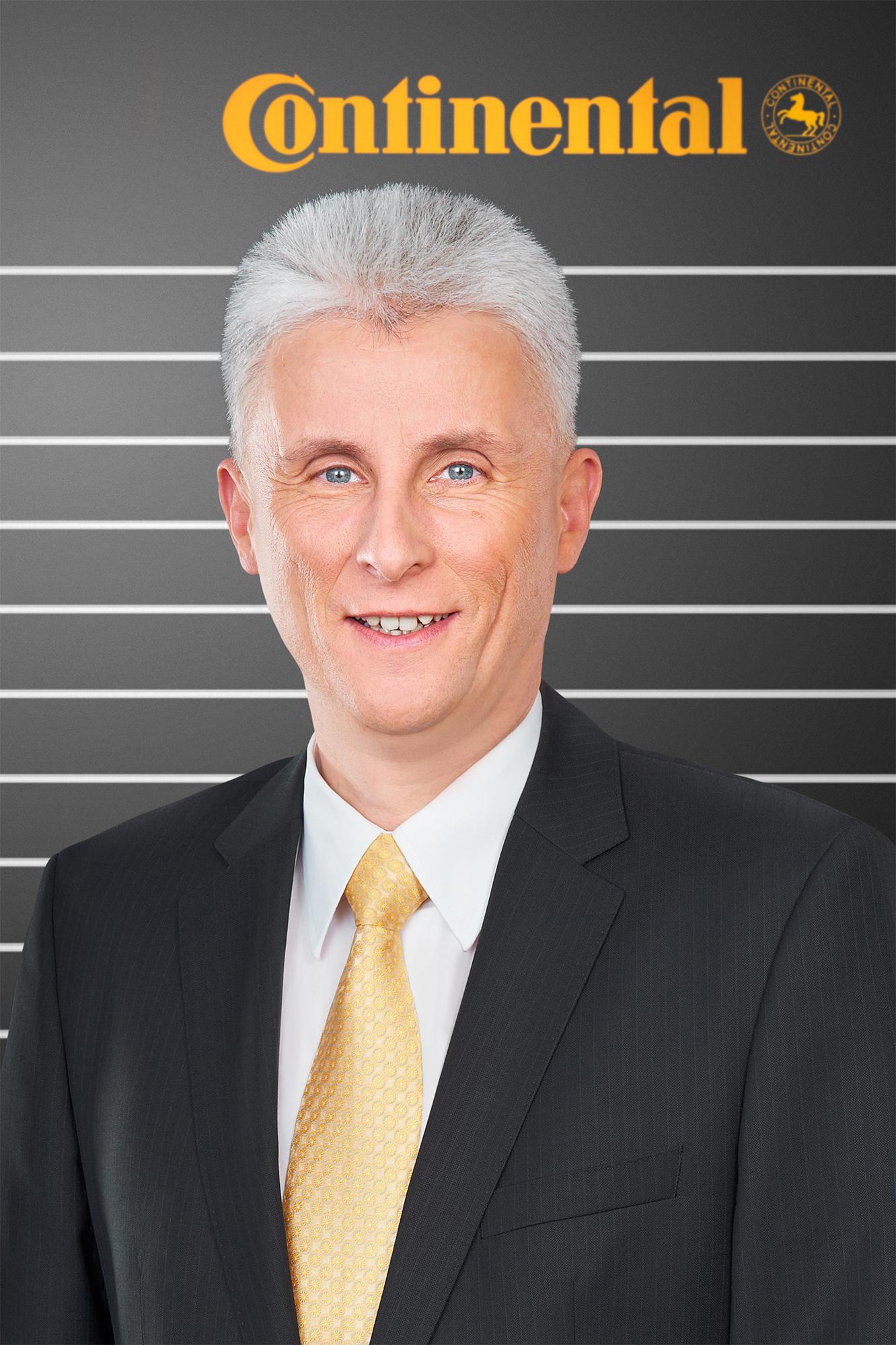 Andreas Esser, Managing Director della business unit Continental CVT