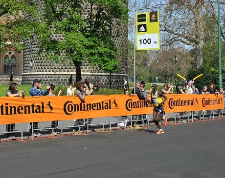 SuisseGas Milano Marathon