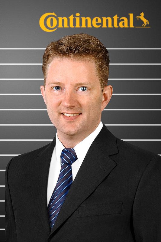 Ralf Benack, director de Recauchutado de Neumáticos de camiones de la región EMEA