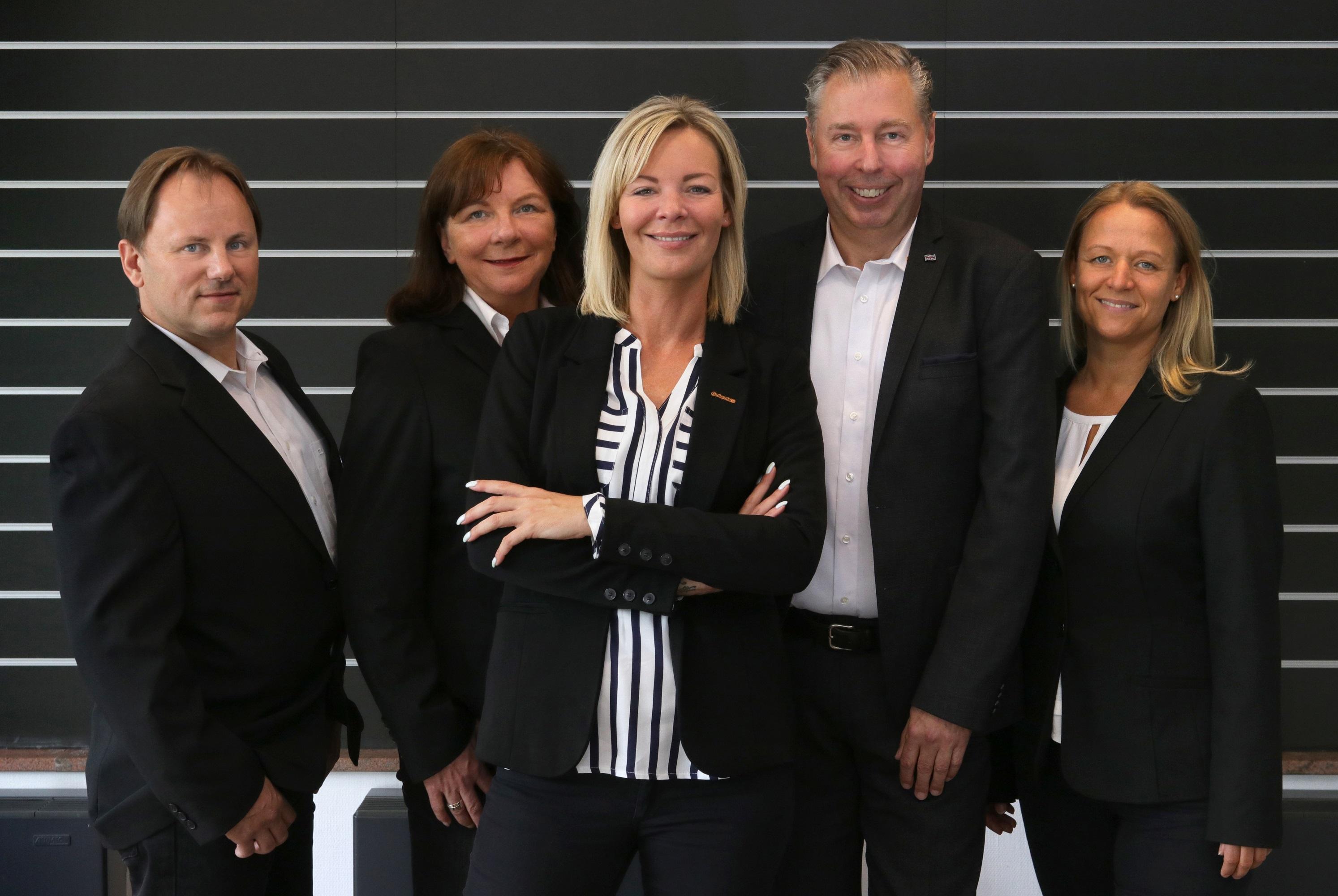 Team Vertrieb und Service-Management