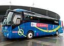 UEFA Euro Llantas Autobus