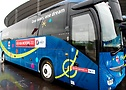 UEFA Euro Llantas Continental Autobus Inglaterra