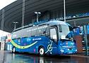 UEFA Euro Llantas Continental Autobus España