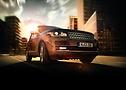 Exemplu de anvelope OE pentru Land Rover.