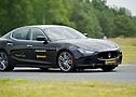 Original equipment tyre for Maserati.