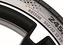 Esempio di pneumatici OE per BMW.