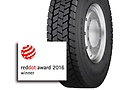 Semperit Runner-D2 Receives Red Dot Design Award