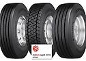 Semperit Runner Tyre Family