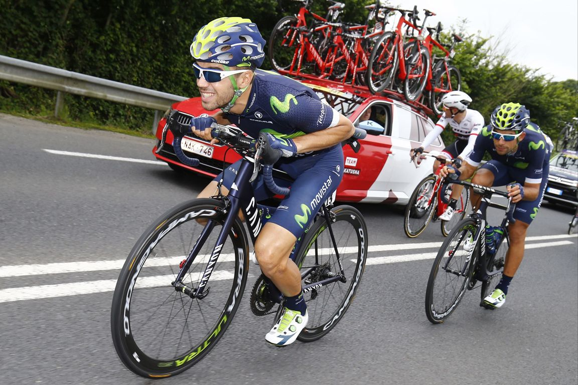 Tour de France 2016, ©Team Movistar