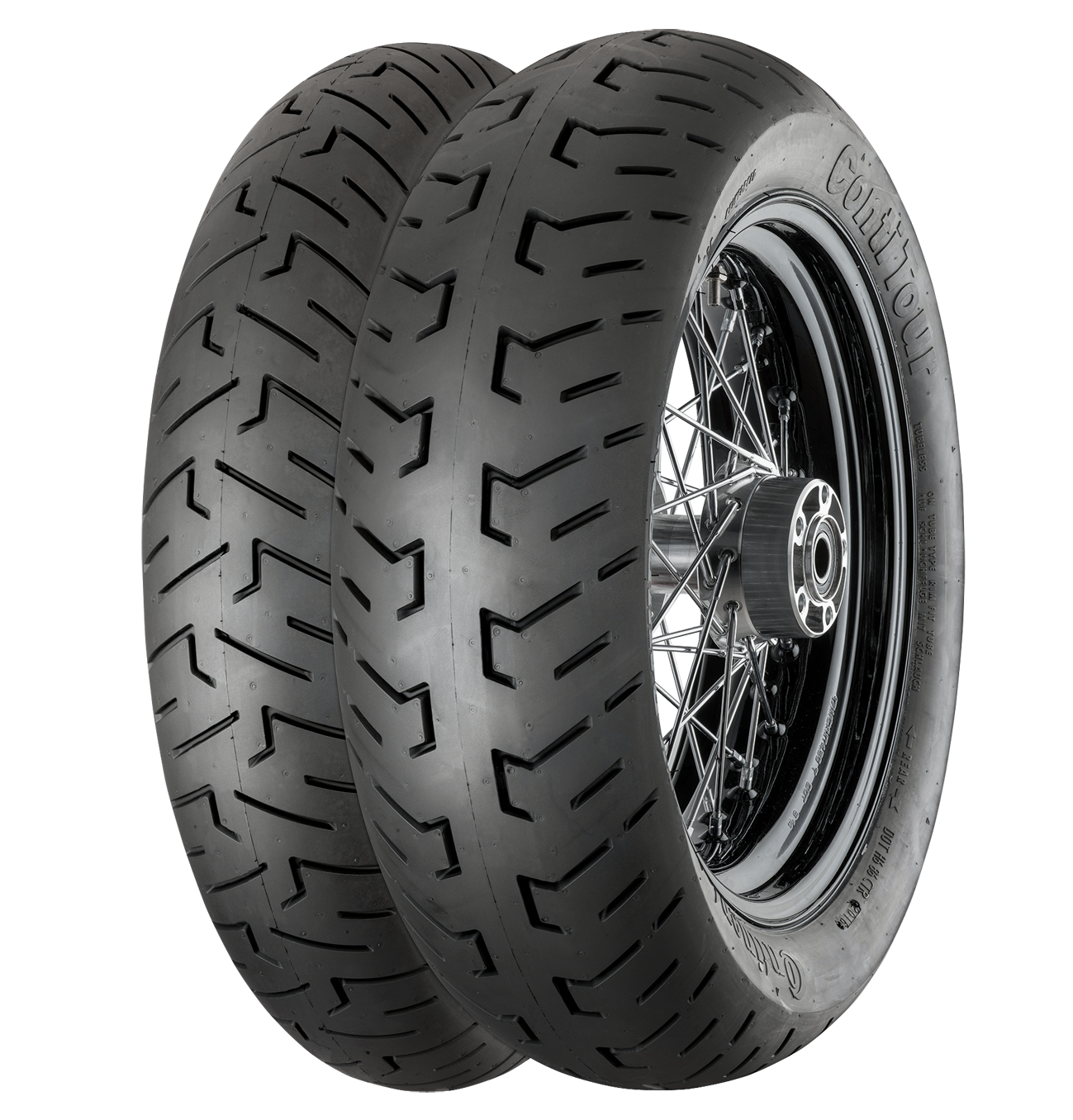 150//80B16 Reinforced Continental Conti Tour Rear Tire