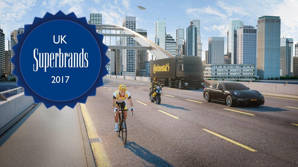 Consumer Superbrands 2017