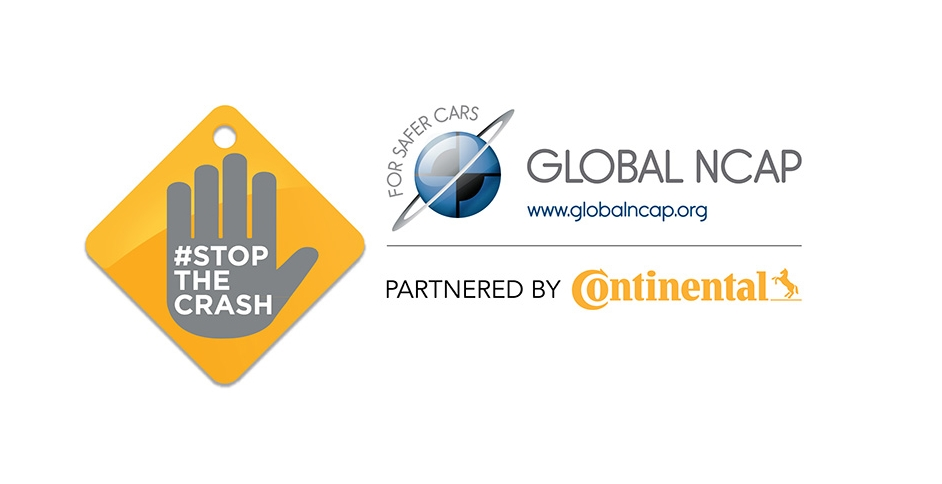 Stop the Crash Global NCAP Continental Tyres