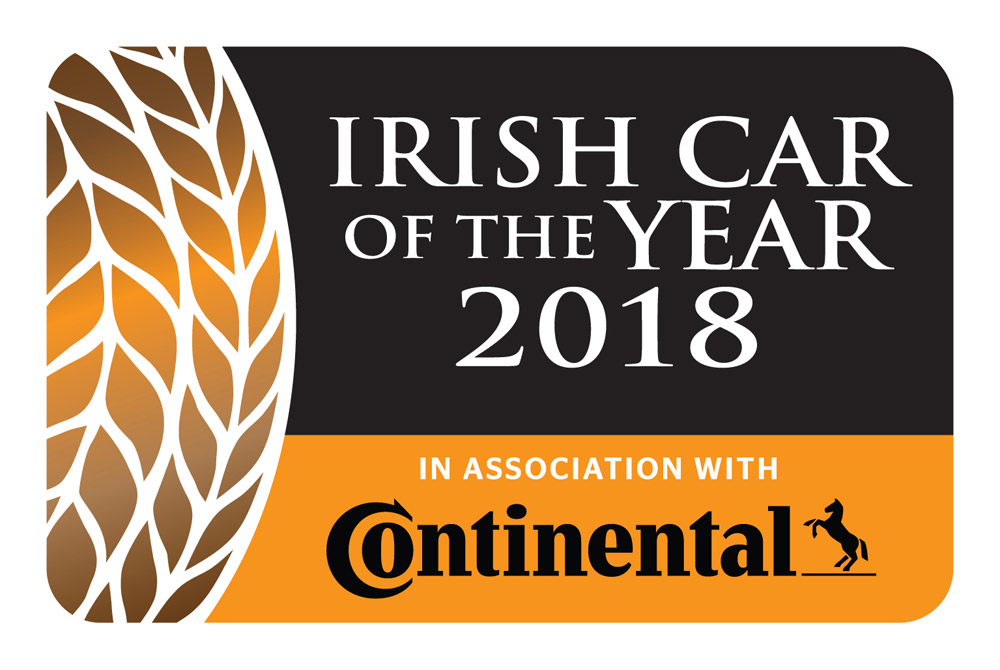 Irish Car of the Year 2018 - Peugeot 3008