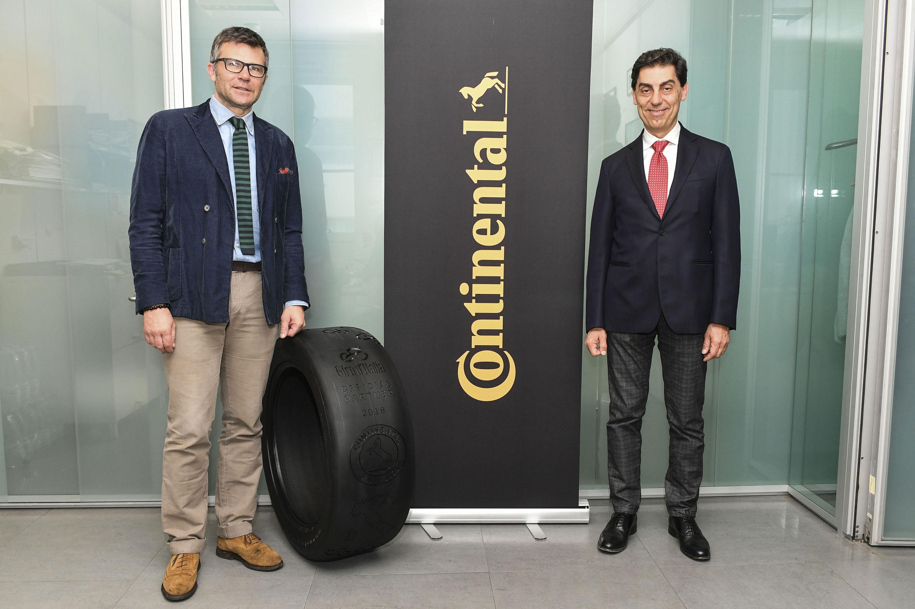 Continental partner Giro d'Italia