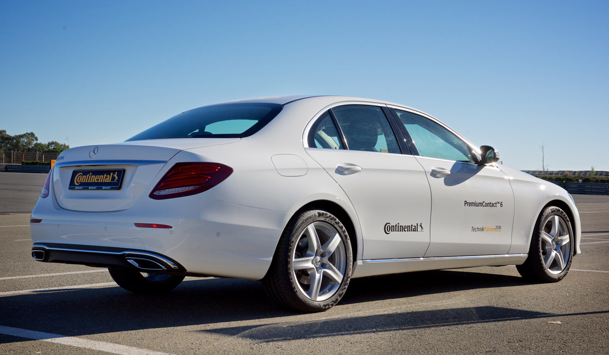 Continental offers superb summer performance