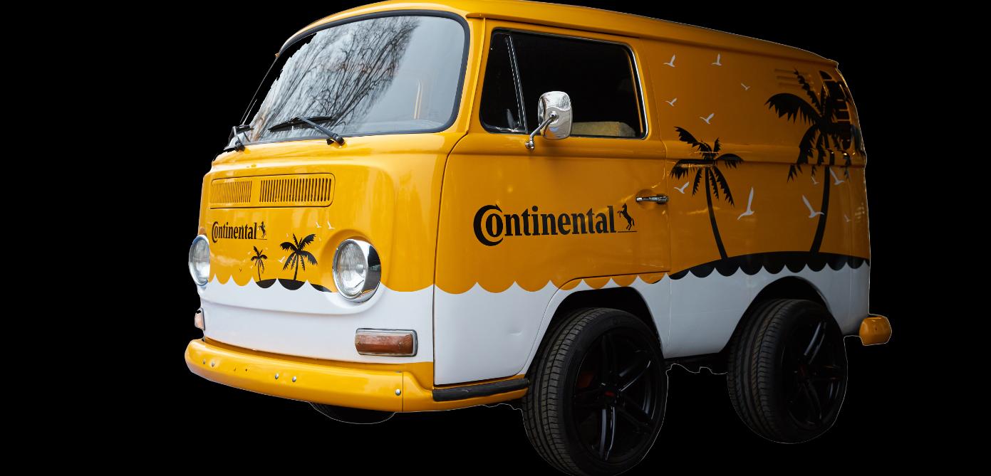 Continental Fotogewinnspiel