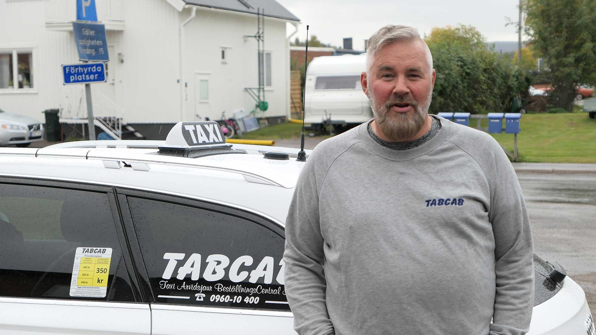 Christer Mattsson, TABCAB AB, Arvidsjaur Sweden