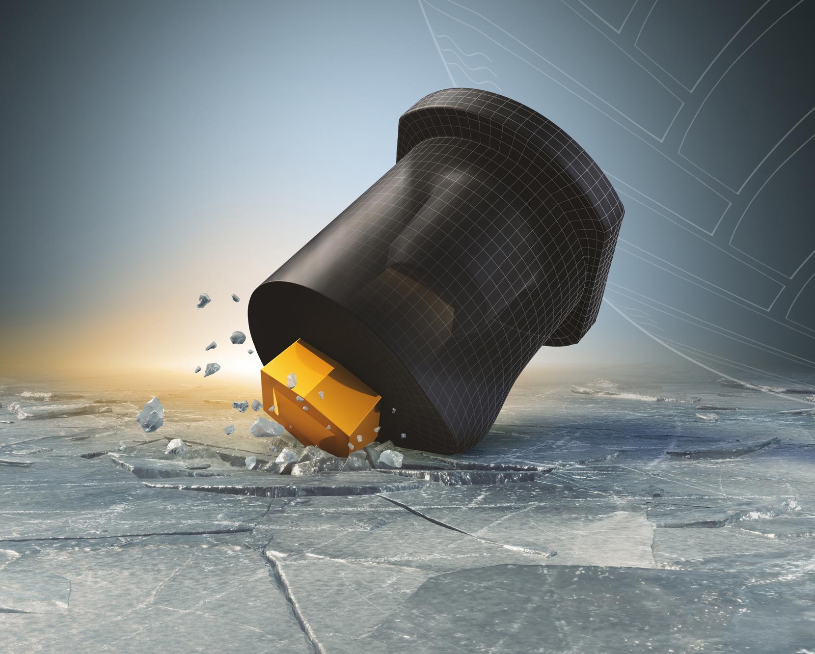 En revolution när det gäller dubbteknik – Bryt isen med nya ContiFlexStud™
