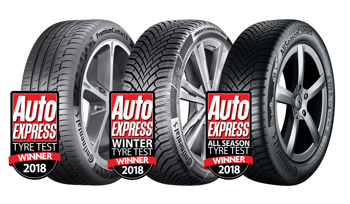 Auto Express awards 2018 cleansweep image