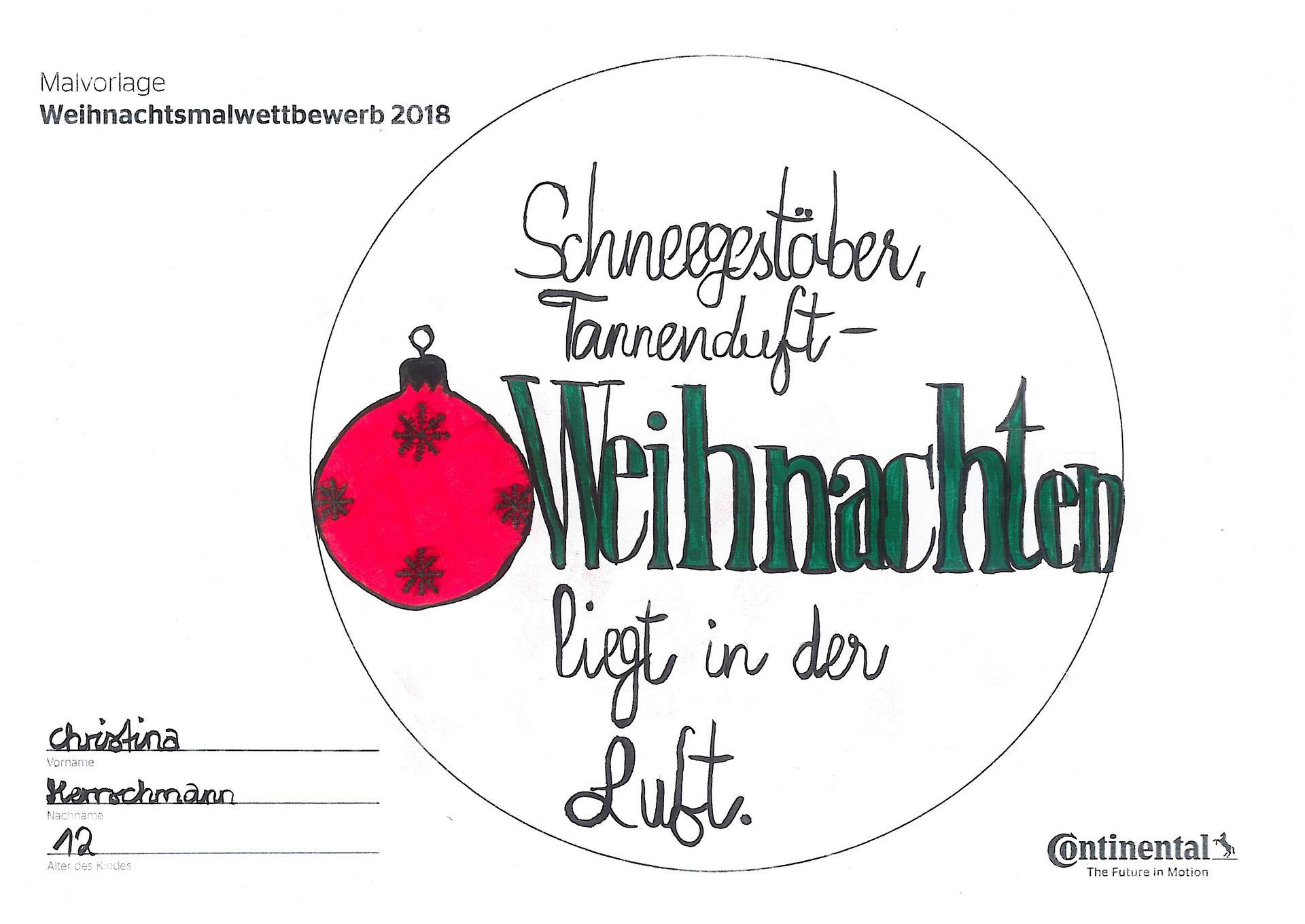 Christina Herrschmann, 12