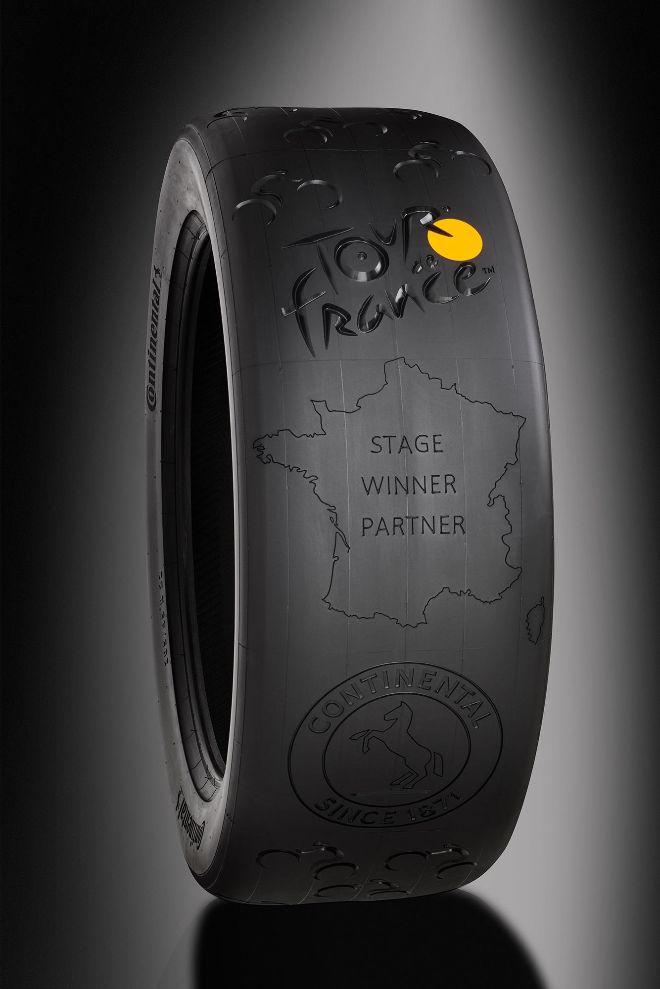 Continental - серед головних партнерів велогонки Тур де Франс в 2019 році