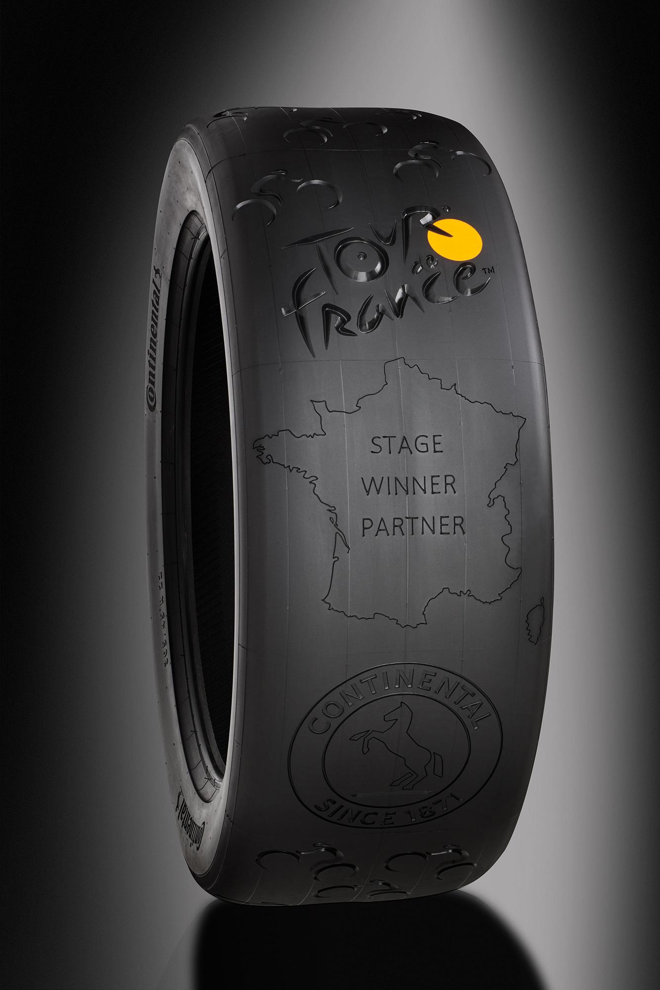 Continental w gronie głównych partnerów Tour de France w 2019 roku