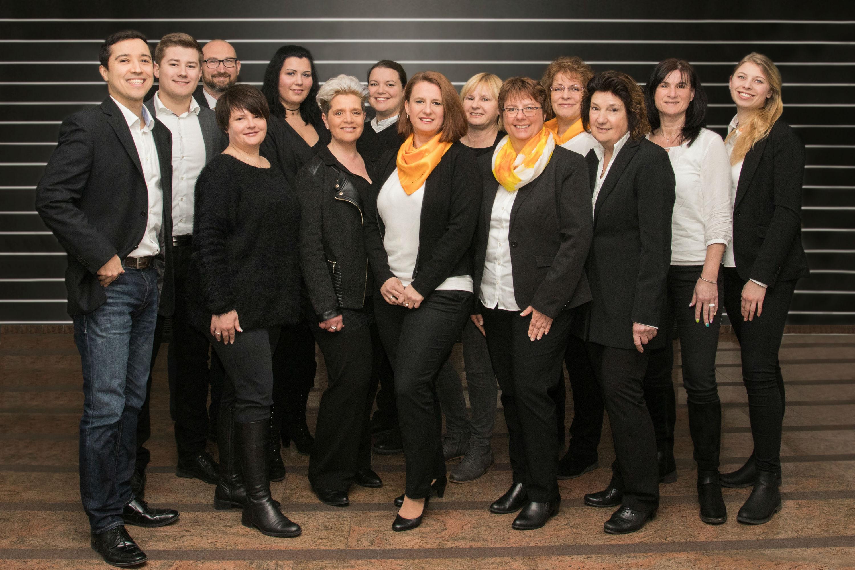 Team Handel Retail Volumengeschäft