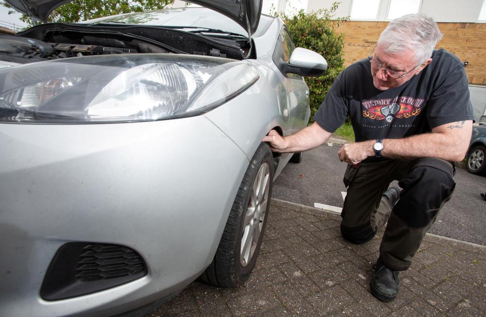 Motor matters older is wiser tyre check