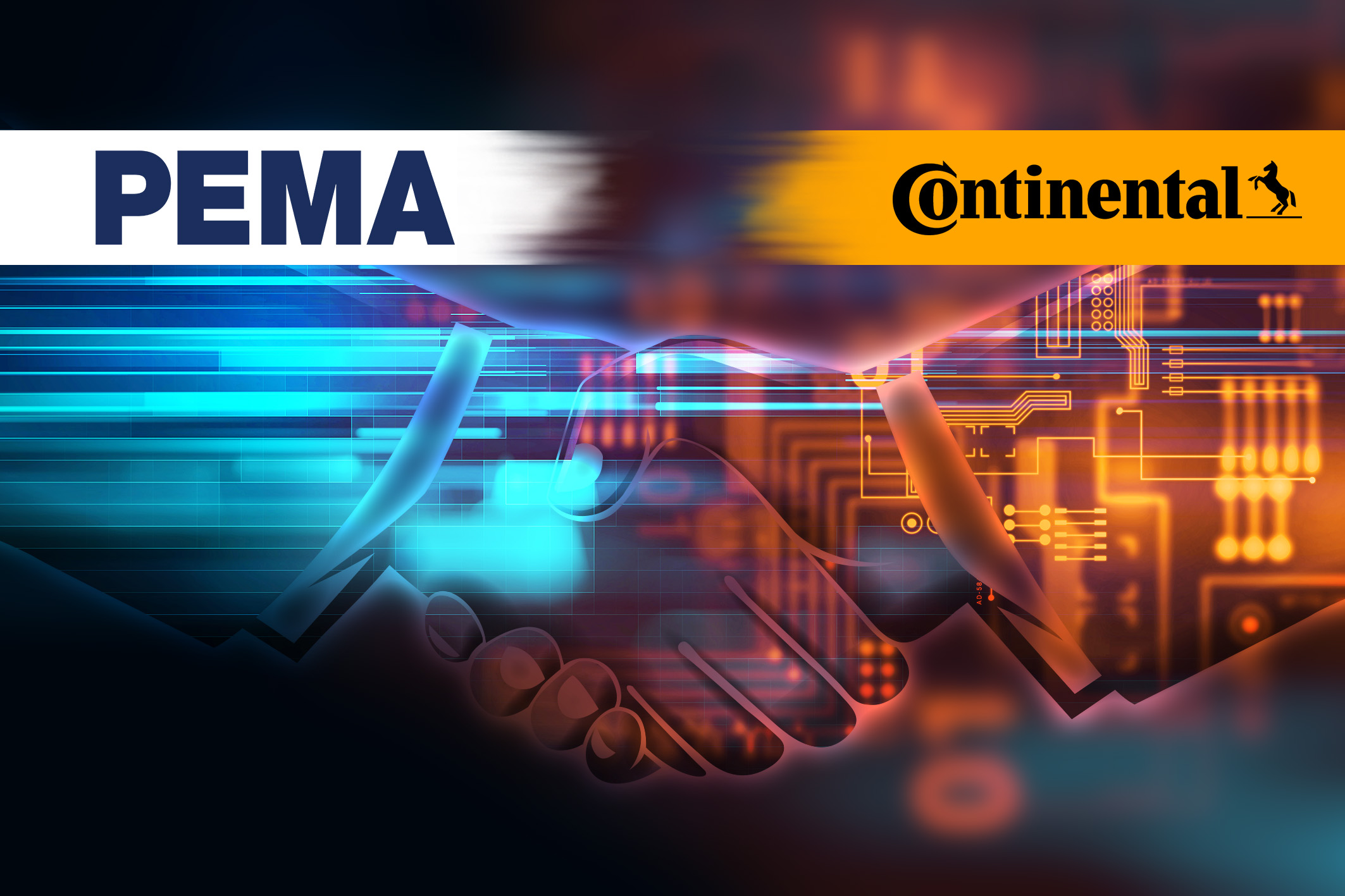 Digitalization - PEMA and Continental Optimize Tire Management for Entire Fleet