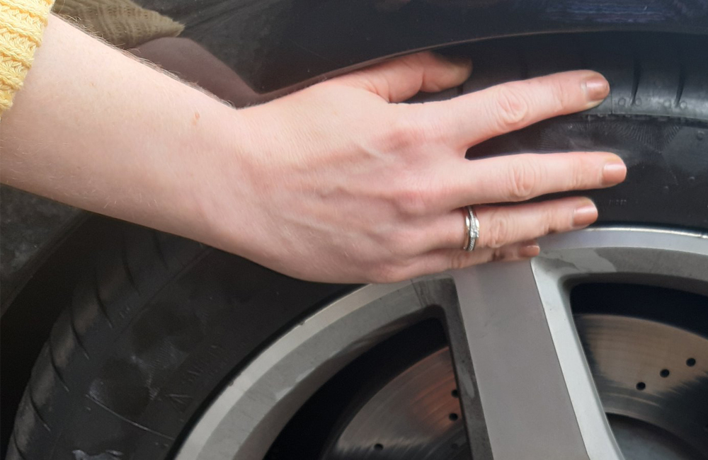 Tyre-related penalty point enforcement remains low