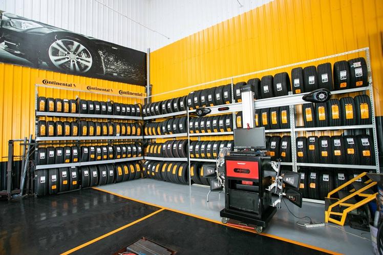 德國馬牌BestDrive百世德旗艦店第50家 高雄輪胎世家嶄新登場盛大開幕