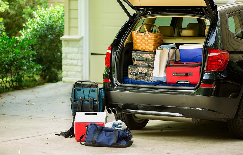 Essential staycation car checks