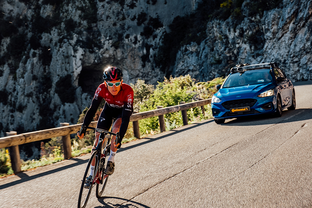 Continental Tyres announce Geraint Thomas OBE as new brand ambassador