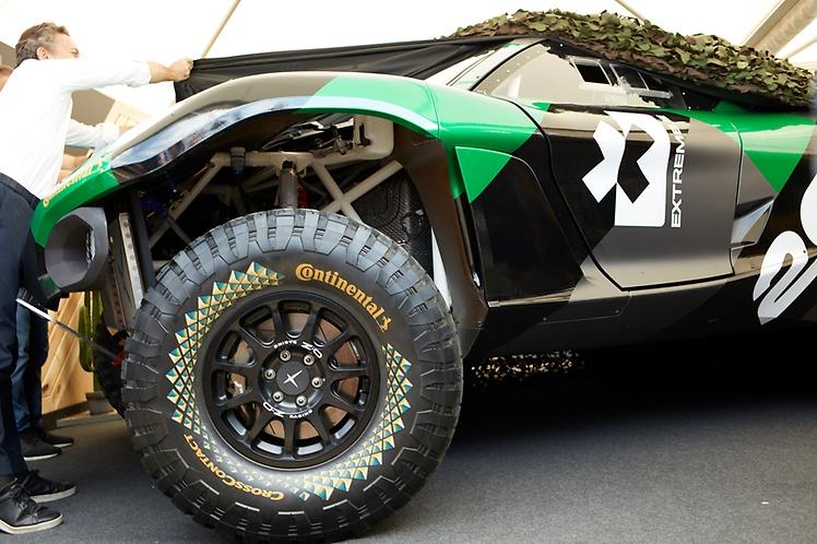 Extreme E-SUV ODYSSEY 21