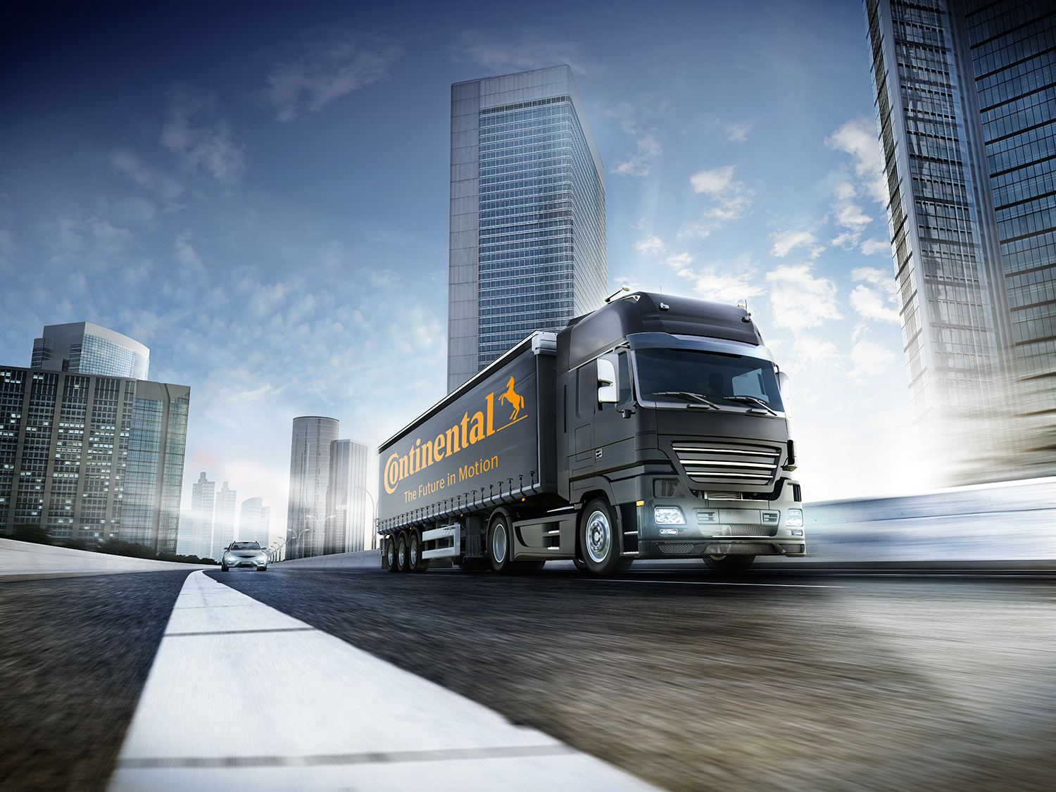 Continental Truck al Week End del camionista