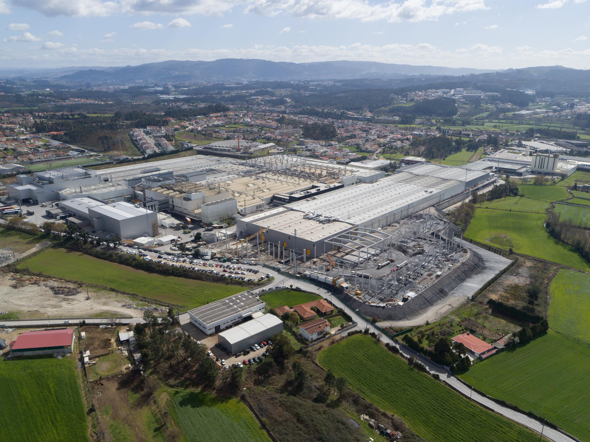 Continental amplia lo stabilimento di produzione di Lousado, in Portogallo, investendo 100 milioni di euro