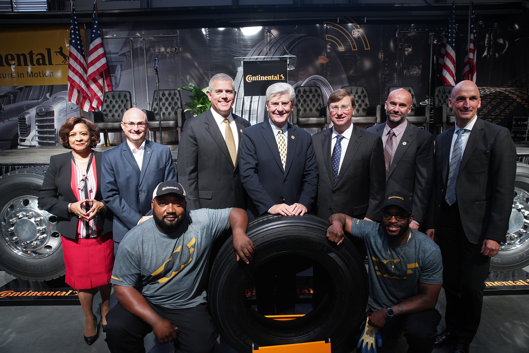 Continental Tire Grand Opening image