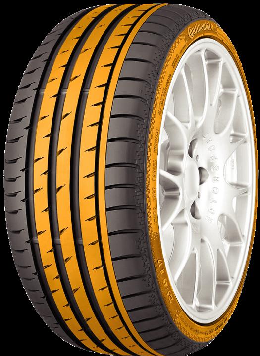 Foto do pneu ContiSportContact 3 - Destaque tecnologia - Adicional 2