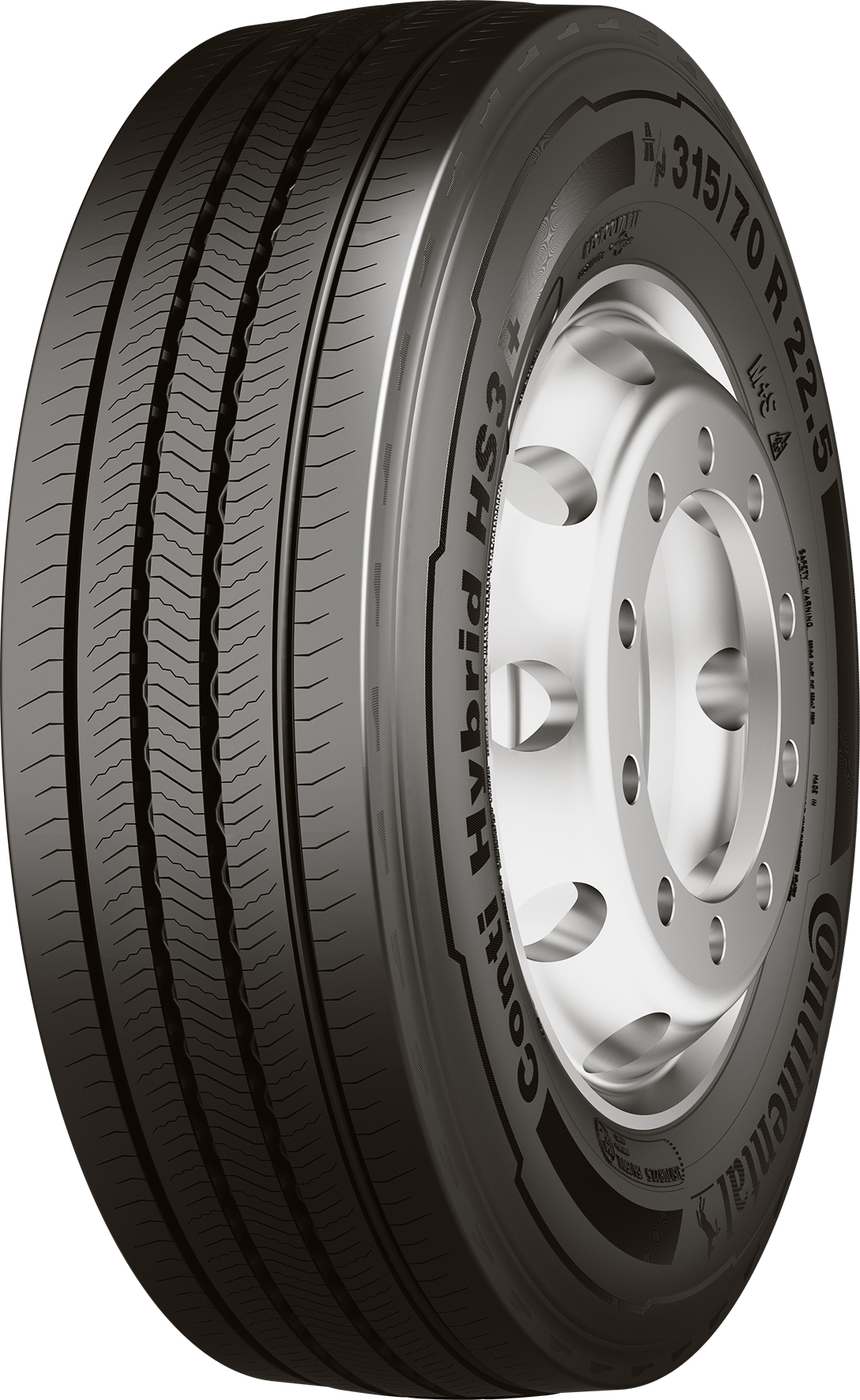 New Conti Hybrid HS3+ improves performance