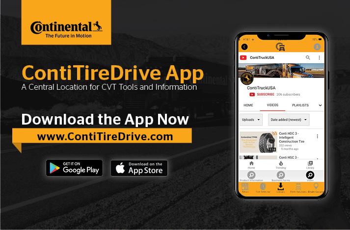 ContiTireDrive App