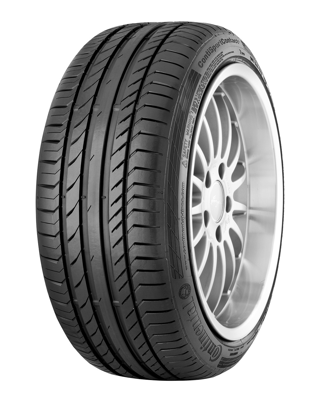 Auto Express Ultimate Tyre Test Award for ContiSportContact 5