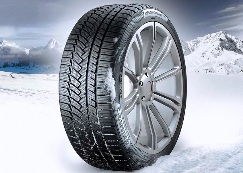 The new Continental WinterContact TS 850 P