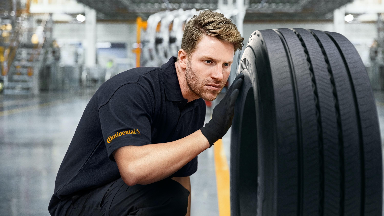 New tire label design