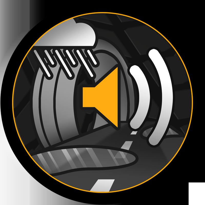 VanContact™ Eco : La conception innovante des rainures améliore le confort sonore.